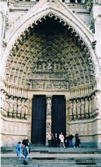 Amiens front entrance