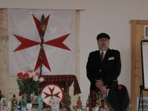 Grand Prior Mark speaks on the Gnostic Templar Tradition